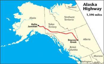 Alaska Highway Improvements