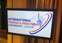 International Tourism Investment Conference Logo