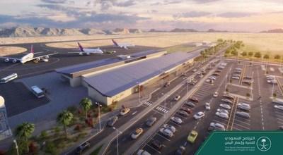 Saudi Arabia, Yemen and a new airport development