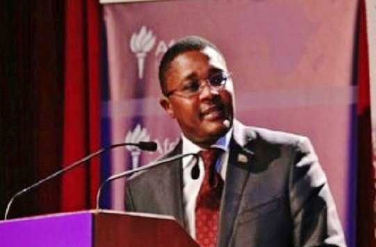 President of Zimbabwe Dr. Walter Mzembi: Sounds good?