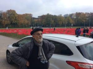 Poppies artist Walter Kuhn