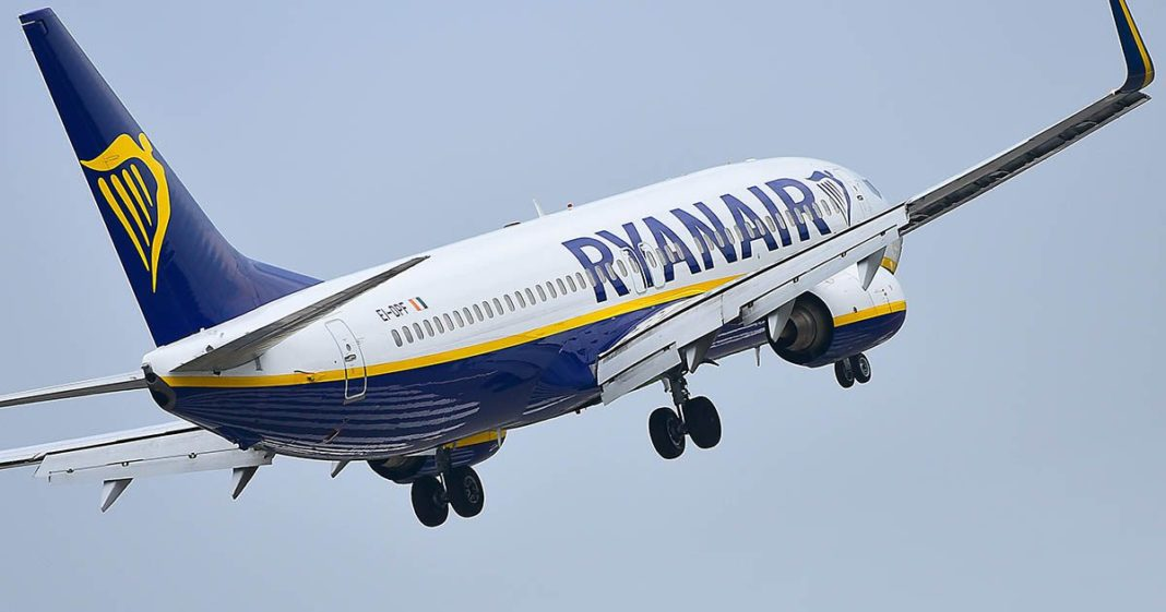 Instability at Ryanair