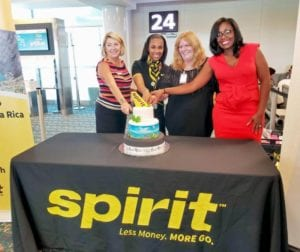 Orlando and St. Thomas, Spirit Airlines now nonstop between Orlando and St. Thomas, Buzz travel | eTurboNews |Travel News