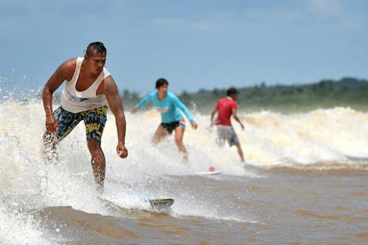 Calling all thrill seekers, adrenaline junkies, and surfing enthusiasts!