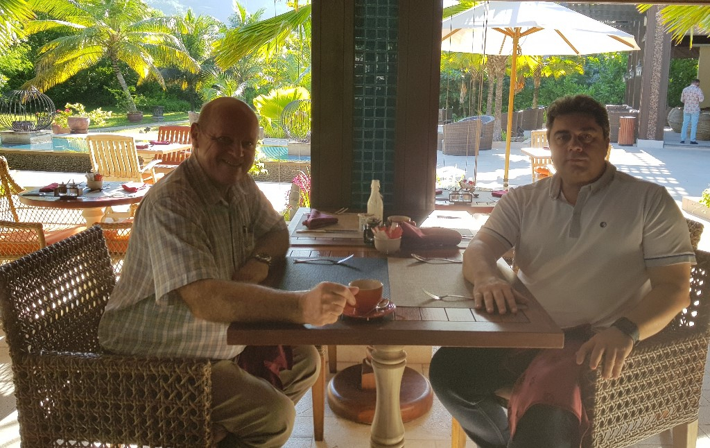 , What's next for Vanilla Islands Tourism? CEO on working visit to Seychelles from Reunion, Buzz travel | eTurboNews |Travel News