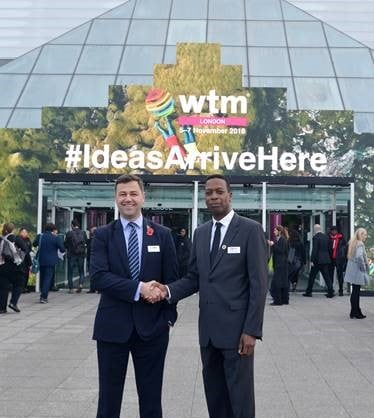 WTM & Travel Forward visitor increase fueled by senior industry professionals