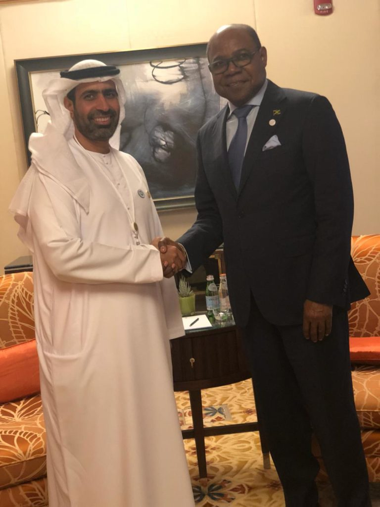 Jamaica to strengthen tourism relations with UAE