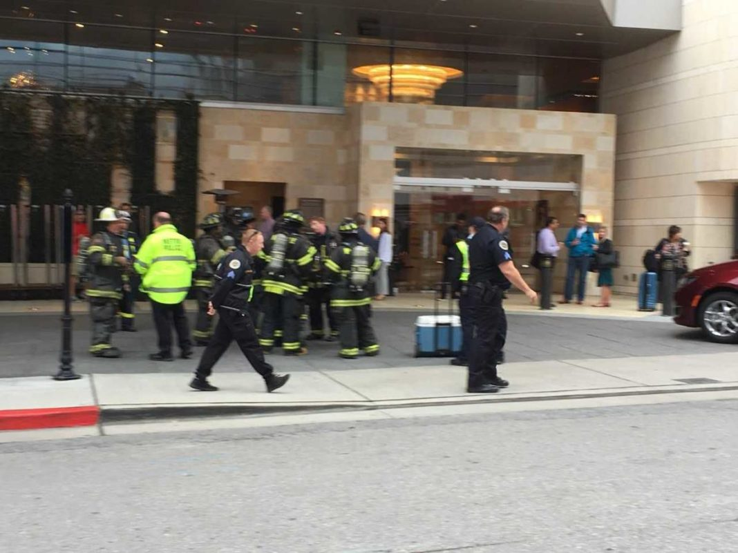 12  people sick from carbon monoxide leak at The Westin Nashville hotel
