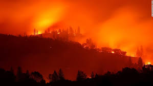 California tourism update on current wildfire effects