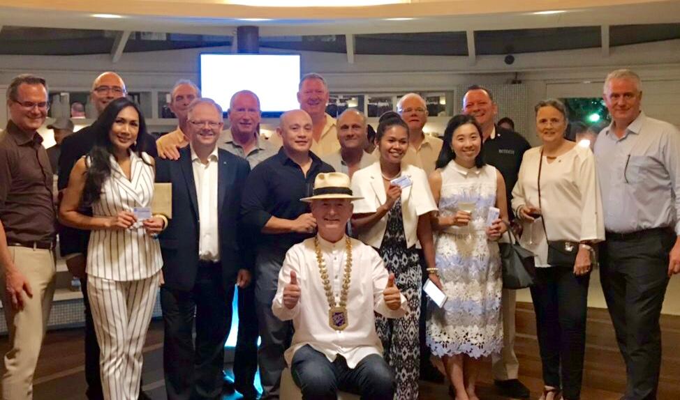 Skål International Hua Hin and Cha Am relaunch