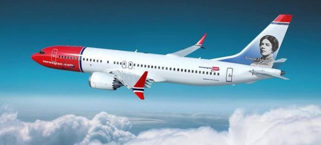 Norwegian Air launches Rome-Boston and challenges Alitalia to the USA