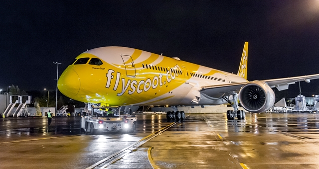 Aloha, as in goodbye, to Scoot airline