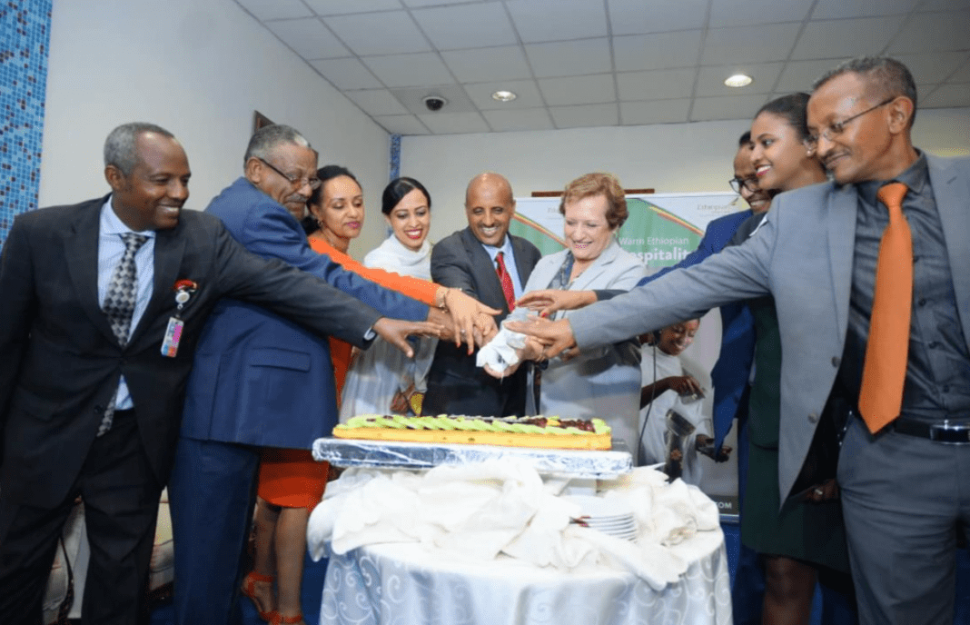 Ethiopian Launches Services to Manchester