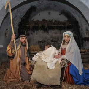 , The Living and Itinerant Christmas Crib of Baia and Latina, Buzz travel   eTurboNews  Travel News