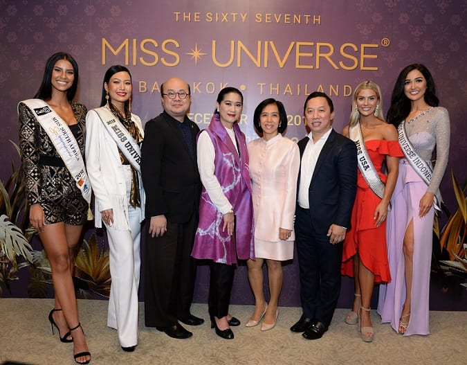 , Dusit International retains its crown as hotel of choice for Miss Universe contestants, Buzz travel | eTurboNews |Travel News