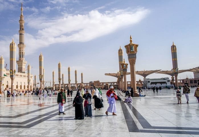 Saudi Arabia aims to diversify its economy and drive tourism