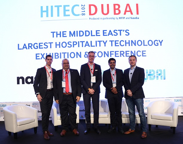 Experts discuss the future of hospitality industry driven by technology in Dubai