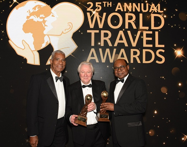 Jamaica sweeps World Travel Awards