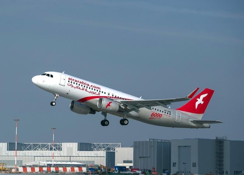 Air Arabia flies from Sharjah to Prague