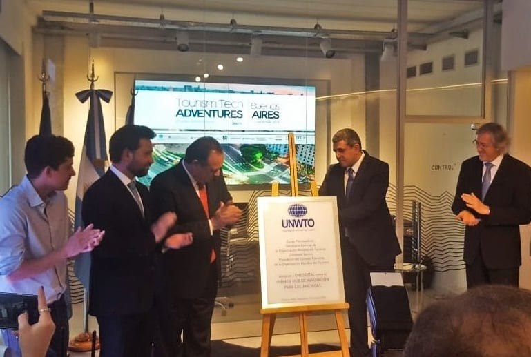 UNWTO and Unidigital support innovation and entrepreneurship in the Americas