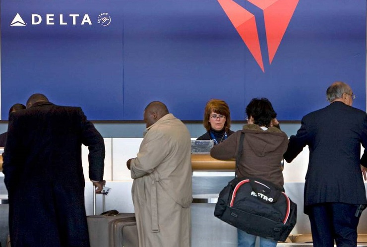 , Delta Air Lines carried 15.5 million passengers in 'record' November 2018, Buzz travel | eTurboNews |Travel News