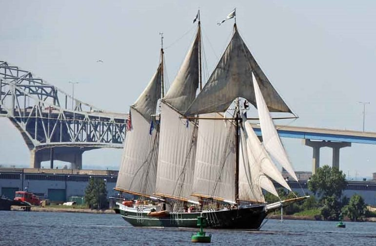 Tall ships return to Duluth