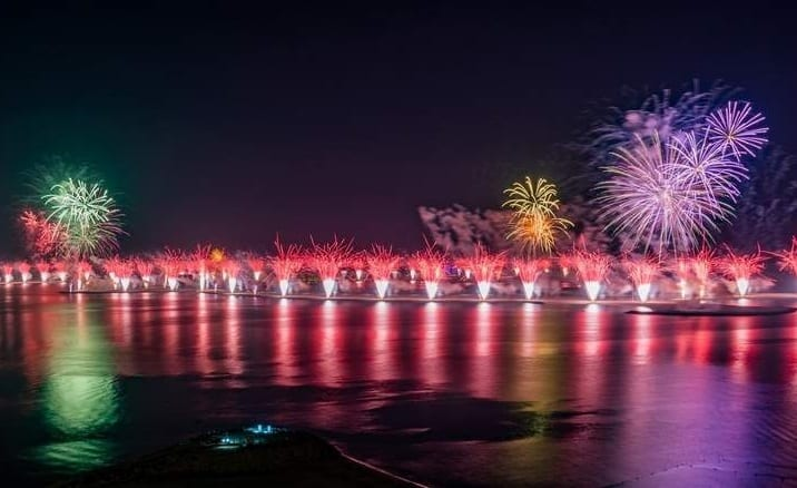 Ras Al Khaimah marks New Year's Eve with new Guinness World Record bid