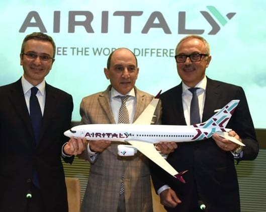 Air Italy dragged into aviation war between US and the Gulf