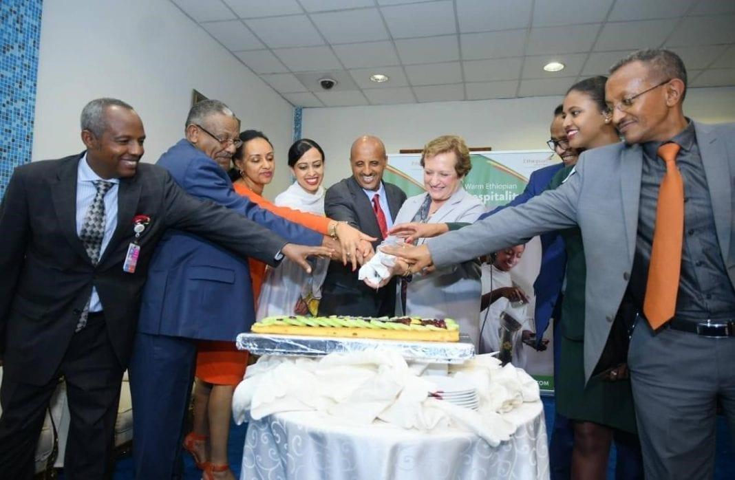 , Ethiopian Airlines inaugurates its second UK destination, Buzz travel | eTurboNews |Travel News