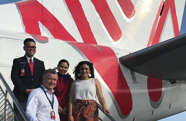 , Virgin Australia's Denpasar Christmas delivery for Darwin, Buzz travel | eTurboNews |Travel News