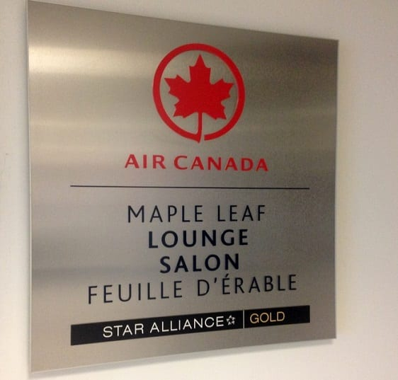 Air Canada unveils its newest Maple Leaf Lounge