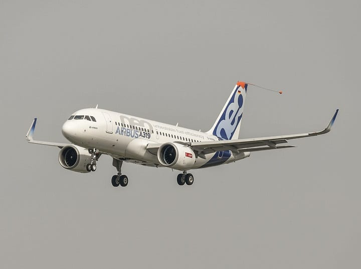 , Airbus A319neo wins joint Type Certification from FAA and EASA, Buzz travel | eTurboNews |Travel News