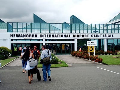 Saint Lucia moving forward with international airport development