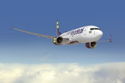 Saudi flyadeal to purchase up to 50 Boeing 737 MAX jets