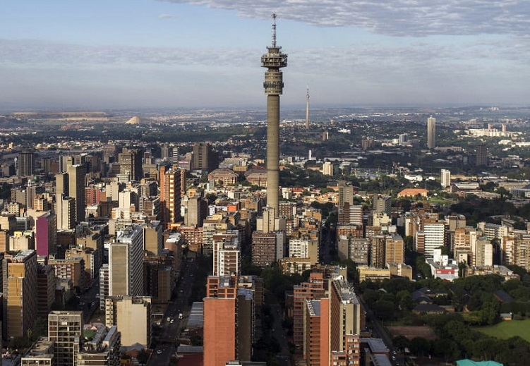 Johannesburg remains Africa's most popular destination city