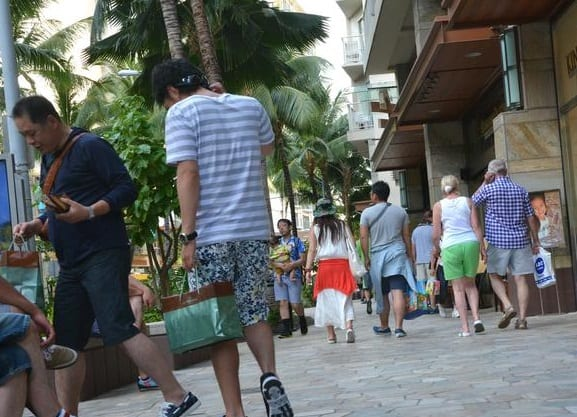 , Hawaii Tourism Authority: Visitor spending 'nearly flat' in November, Buzz travel | eTurboNews |Travel News