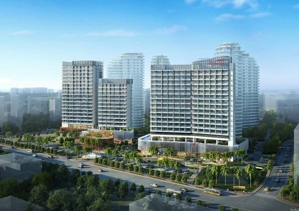 China's up-and-coming tourist destination welcomes new Hilton hotel