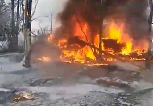 East Siberia helicopter crash kills everyone on board
