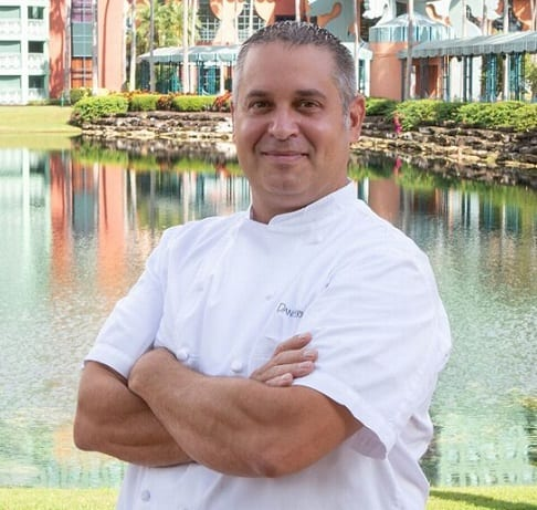 Walt Disney World Swan and Dolphin Resort names new executive chef