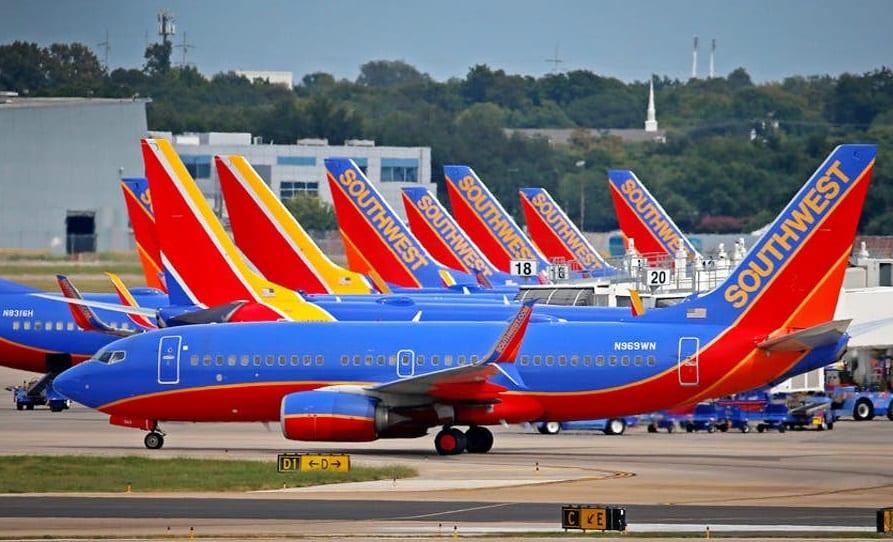 Southwest Airlines: 11.3 billion revenue passenger miles in November 2018