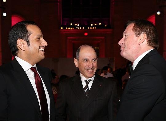 Qatar Airways celebrates 10 years of New York service with VIP gala dinner