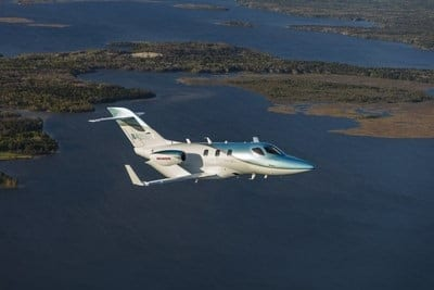 HondaJet Elite receives Japan Civil Aviation Bureau type certification