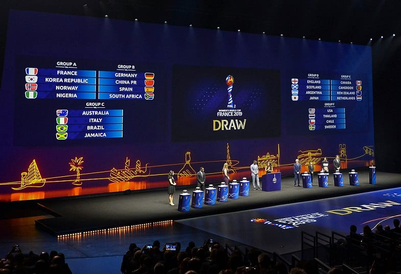 , Qatar Airways applauds the draw for 2019 FIFA Women's World Cup, Buzz travel | eTurboNews |Travel News