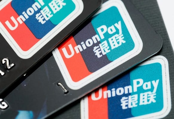 ARC welcomes China's UnionPay credit cards as new payment option