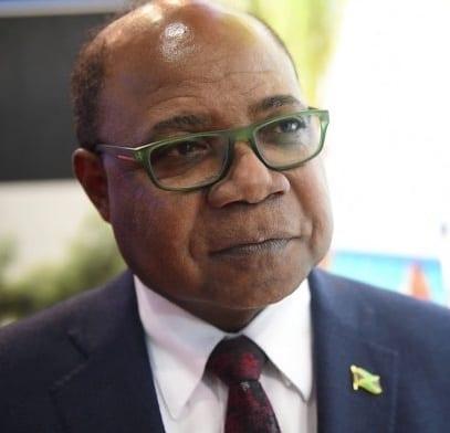 , Jamaica's Tourism Minister Bartlett mourns the death of Senator Frank Pringle, Buzz travel | eTurboNews |Travel News