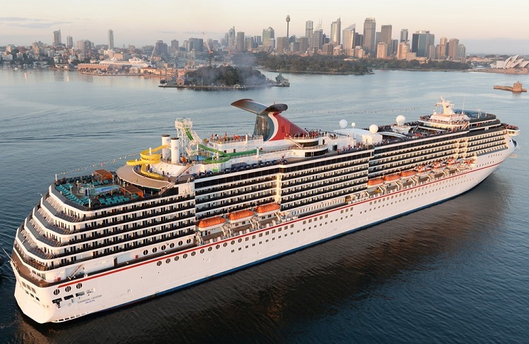 34 ports in 14 countries: Carnival Legend's 2020 European schedule released
