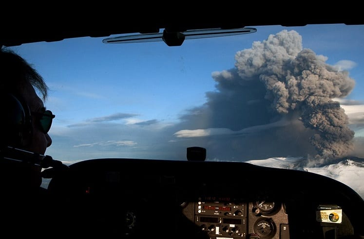 "Indonesia: ""All airline flights rerouted due to Krakatau volcano ash"""