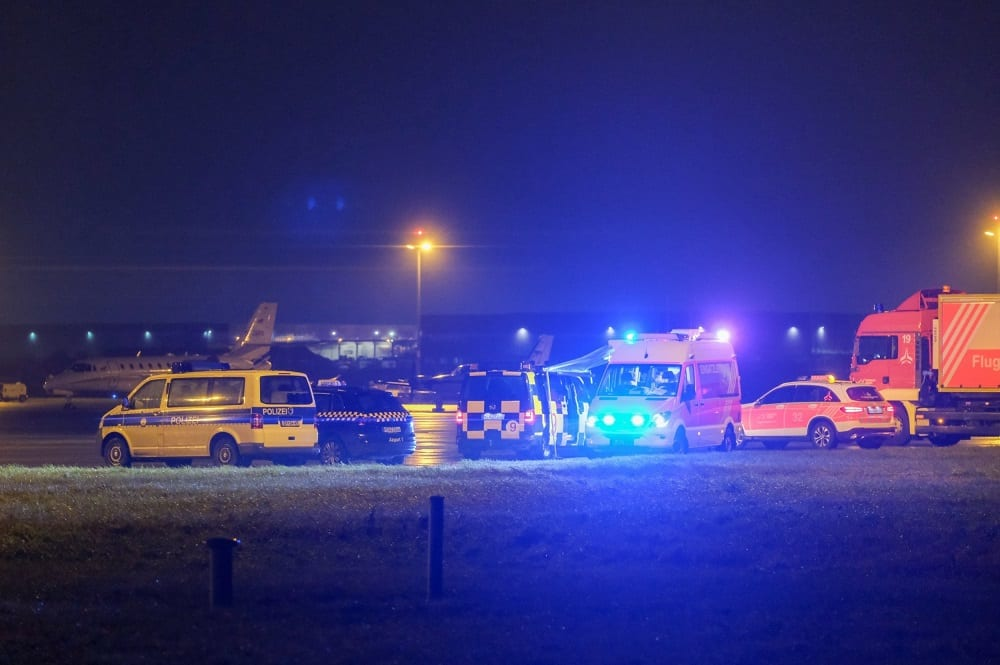 , Hannover Airport on lockdown, flights suspended after car-ramming attack, Buzz travel | eTurboNews |Travel News