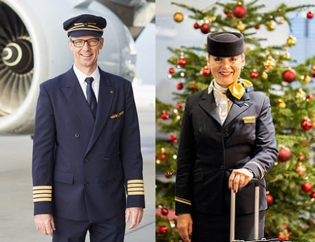 Lufthansa: Working while others go on vacation