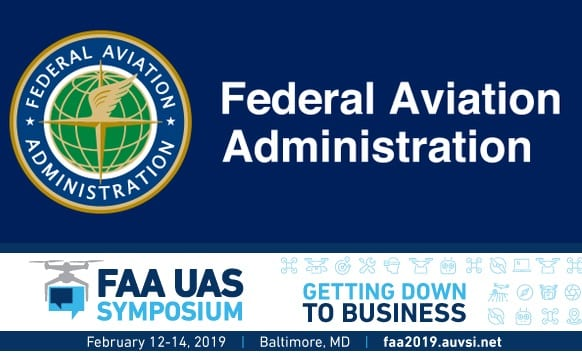 Got drones? Connect with experts at 4th Annual FAA UAS Symposium